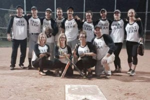 Tamarco sponsors adult slo-pitch in Barrie